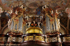 Anima Aurea Bohemiae, Czech baroque organ, organ music of Bohemia
